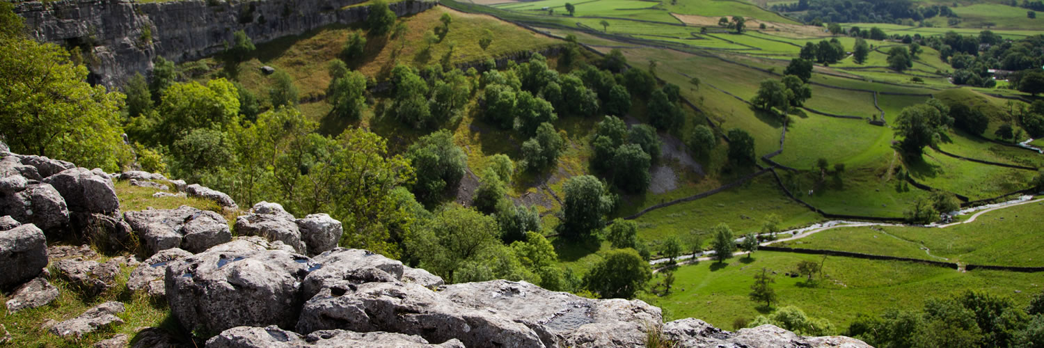 Self catering holiday cottages in Malham